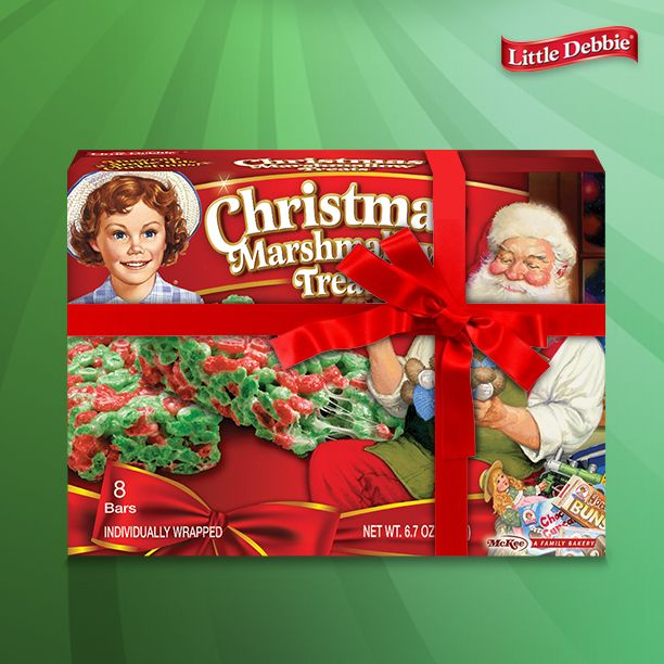 Project Dreams Marshmallow: 24 Best Little Debbie Christmas Treats Images On Pinterest