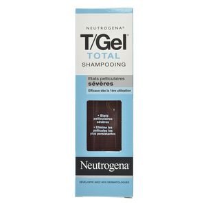 Neutrogena T/Gel TOTAL Severe Dandruff Shampoo 125ml 4.22 fl oz