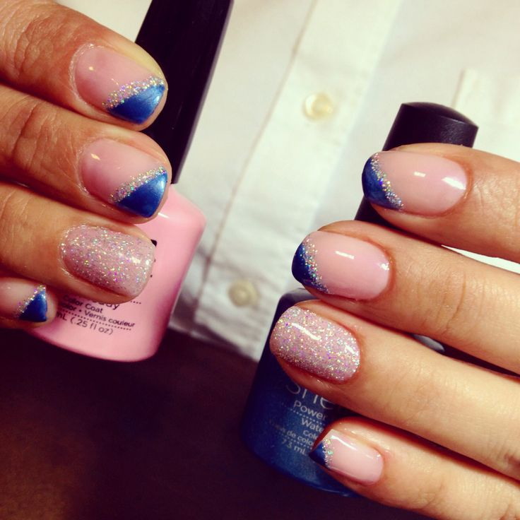 Best 25 shellac nail designs ideas on pinterest winter acrylic cnd shellac nail art prinsesfo Choice Image