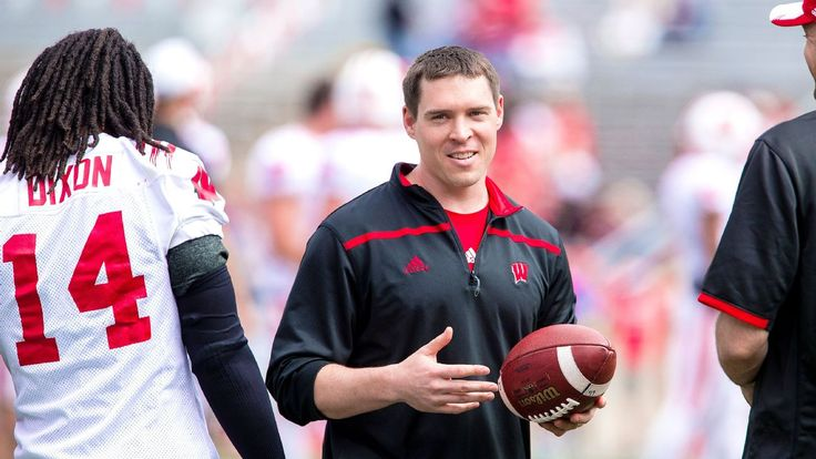 Wisconsin DC Jim Leonhard's meteoric coaching rise highlights his special qualities