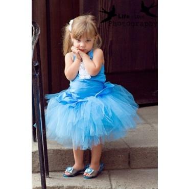 Cinderella inspired tutu costume - kids