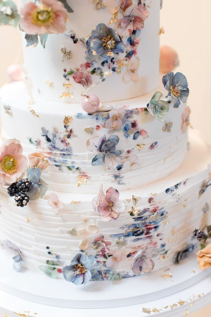 Erstaunliche rustikale Hochzeitstorten   – Hochzeit deko