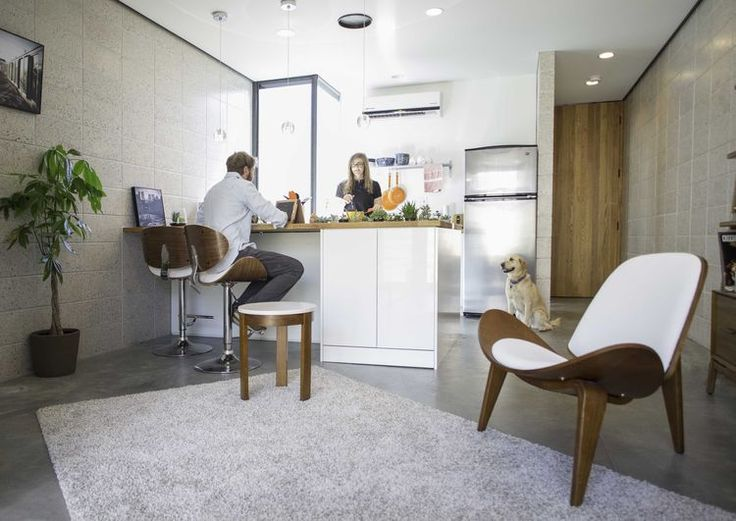 Best Small Homes Images On Pinterest Architecture Small - Studio apartment phoenix