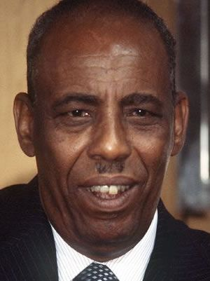 Mohamed Siad Barre was the military dictator and President of the Somali Democratic Republic from 1969 to 1991. He advocated a form of scientific socialism based on the Qur'an and Marx, with heavy influences of Somali nationalism. Part of Barre's time in power was characterized by oppressive dictatorial rule, including allegations of persecution, jailing and torture of political opponents and dissidents.