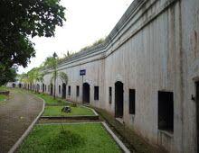 Sejarah dari benteng pendem cilacap