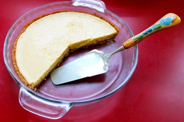 Meyer Lemon Cream Pie with Nilla Wafer Crust // What's a barbecue ...