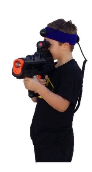 Guns Only laser tag From Castle Capers Jumping Castle Hire check out all the details at http://www.castlecapers.com.au