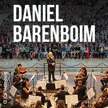 Daniel Barenboim - Das Waldbühnenkonzert 2017 // 13.08.2017 - 13.08.2017  // 13.08.2017 19:00 BERLIN/Waldbühne Berlin