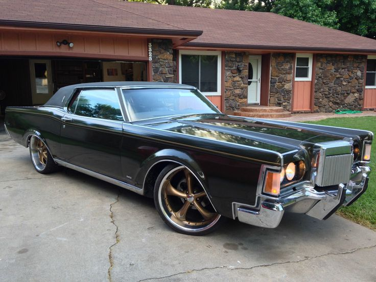 65 best LINCOLN MARK 3 :-) images on Pinterest | Lincoln continental