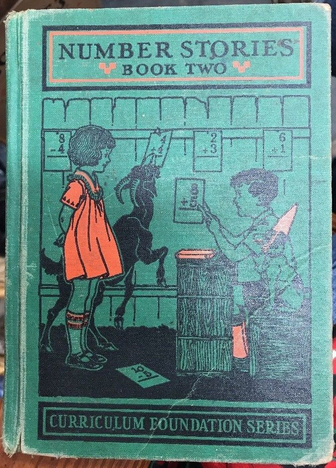 Number Stories Book Two Curriculum Foundation Series C1933   Books, Children & Young Adults, Children & YA Non-Fiction   eBay!