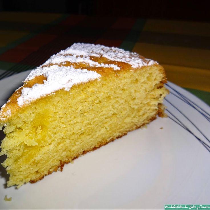 Recetas de bizcocho de limón - Descubre una colección completa de recetas de  Bizcocho de limón explicadas paso a paso, ilustradas con fotos y sencillas instrucciones !