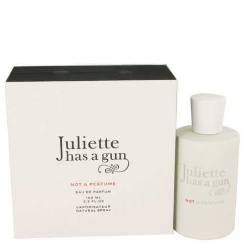 Not A Perfume by Juliette Has a Gun 3.4 oz Eau De Parfum Spray for Women NIB #JulietteHasaGun