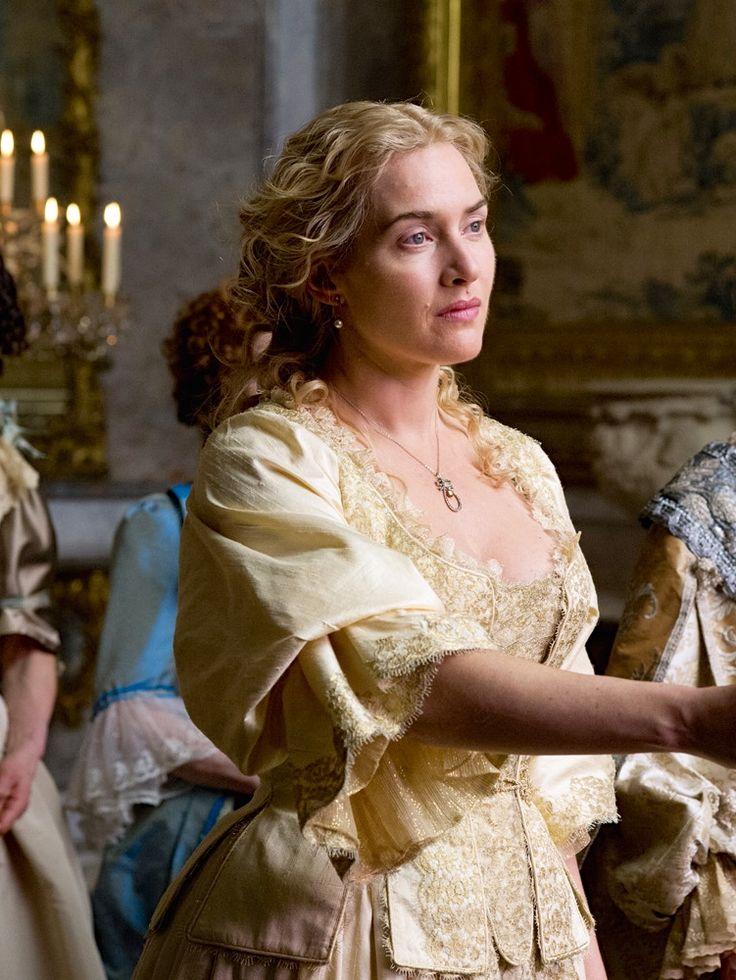 The Enchanted Garden | Kate Winslet as Sabine de Barra in A Little Chaos...