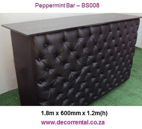 Reception or Bar counter