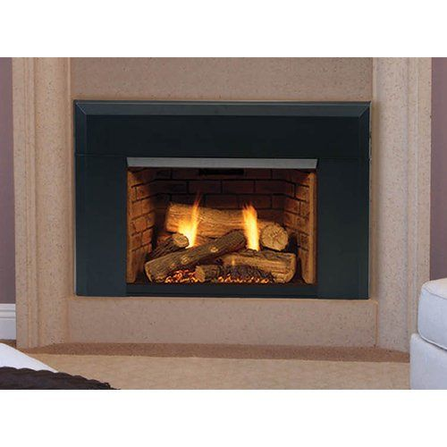 Majestic Topaz Direct Vent Gas Fireplace Insert   Www.hayneedle.com  Direct Vent Gas Fireplace Reviews