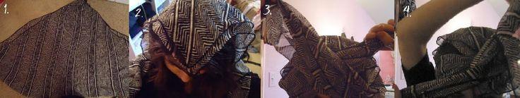 bargain boho: How to Tie a Fashion Turban