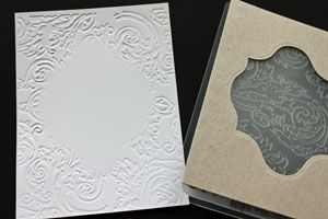 By Beate Johns. Double Embossing Tutorial - Splitcoaststampers. Tutorial shows how to create a homemade diffuser.
