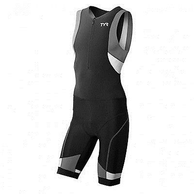 Other Womens Fitness Clothing 13360: Tyr Men S Competitor Trisuit Front Zipper Black Grey One Piece Triathlon 04Us -> BUY IT NOW ONLY: $113 on eBay!