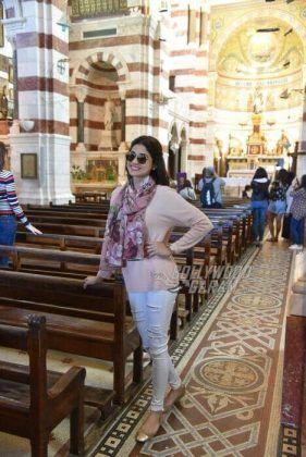 Shamita Shetty - Guests of Sana and Adel wedding celebrations reach France on Day 2