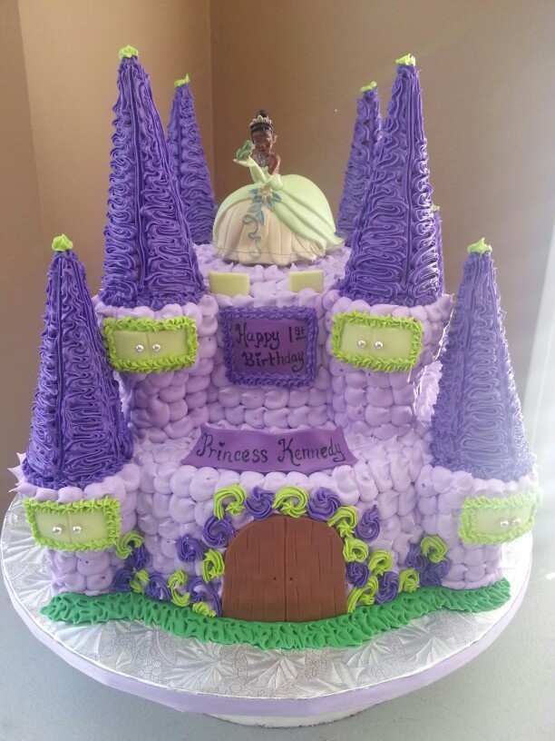 Princess Tiana Cake Images : Princess Tiana cake story: The Frog Prince Pinterest ...