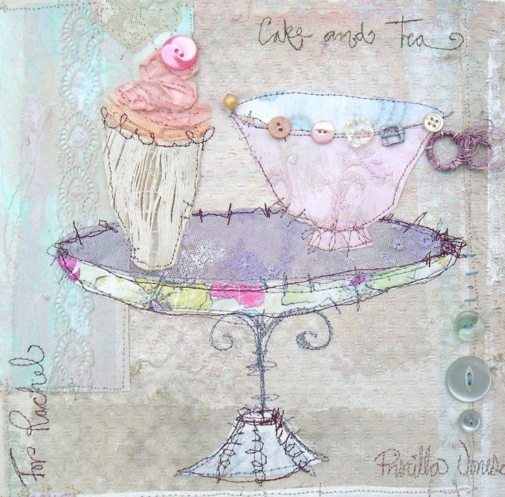 textile cakes - Google Search