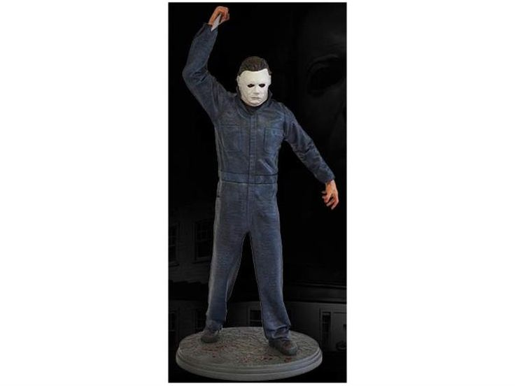 Michael Myers 1/4 Scale Statue - Halloween Statues & Busts