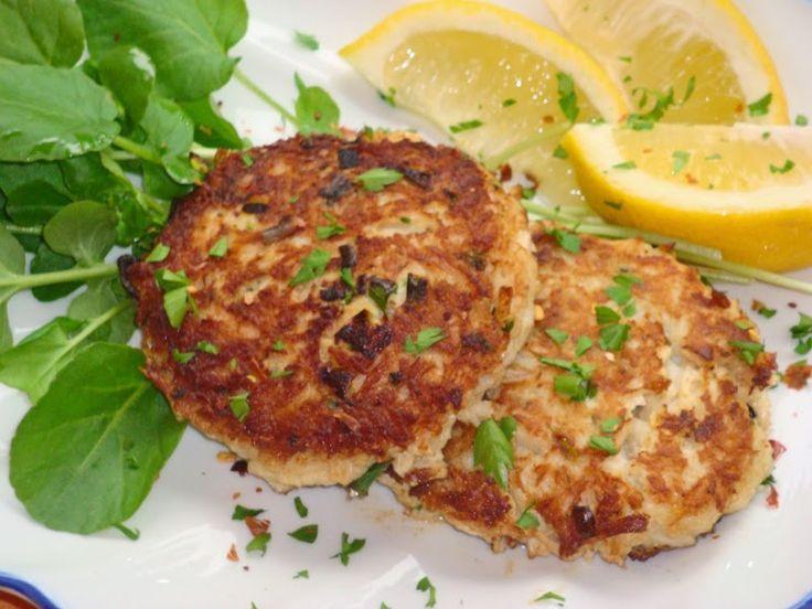 Crab Cake Recipe Low Calorie