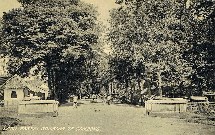 Tempo Doeloe #70 - Gombong, Jalan Pasai, 1912 | by tokek belanda (very busy)