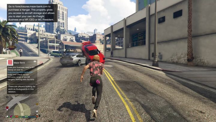 Well this AI driver in GTA 5 Online isn't having a good day and has places to be!   #playstation #ps4 #game #gamer #gamerguy #games #gamestagram #gamin #gaming #igaddict #instagame #instagamer #instagaming #instagood #online #onlinegaming #play #playing #playinggames #video #videogame