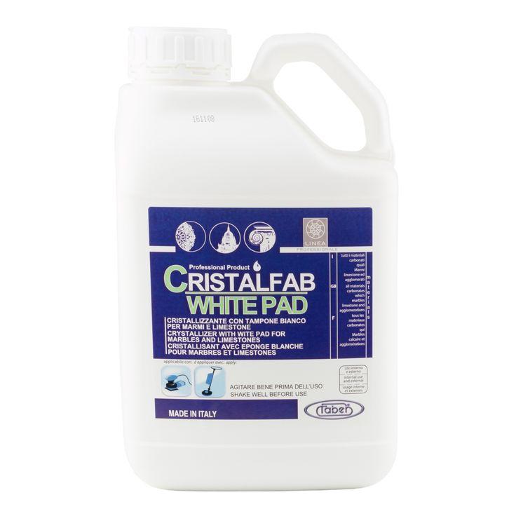 CristalFab White Pad