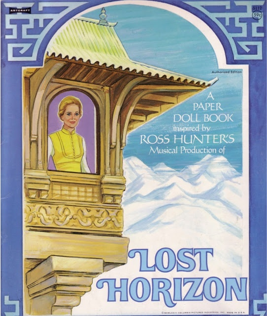 Backlisted Podcast: Lost Horizon by James Hilton
