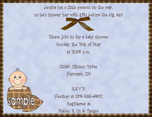 Baby Shower For Boy Invitation Wording ~ Best handmade baby shower invitations images