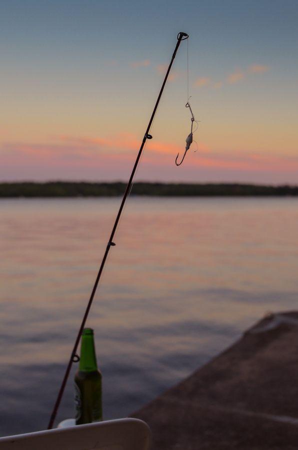 Gon' Fishin'