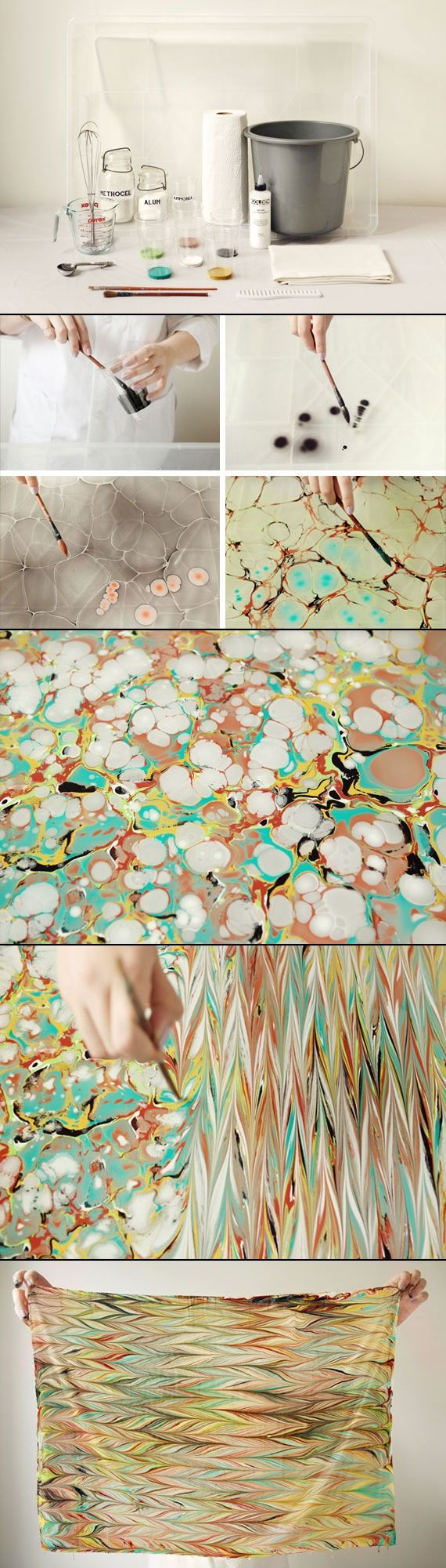 Grouped image by http://pinthemall.net.  DIY etsy, create this scarf! #DIY #etsy #scarf #paint