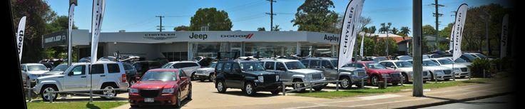 Aspley Chrysler Jeep Dodge: 1387 Gympie Road Aspley QLD 4034 Phone: 07 3633 3900