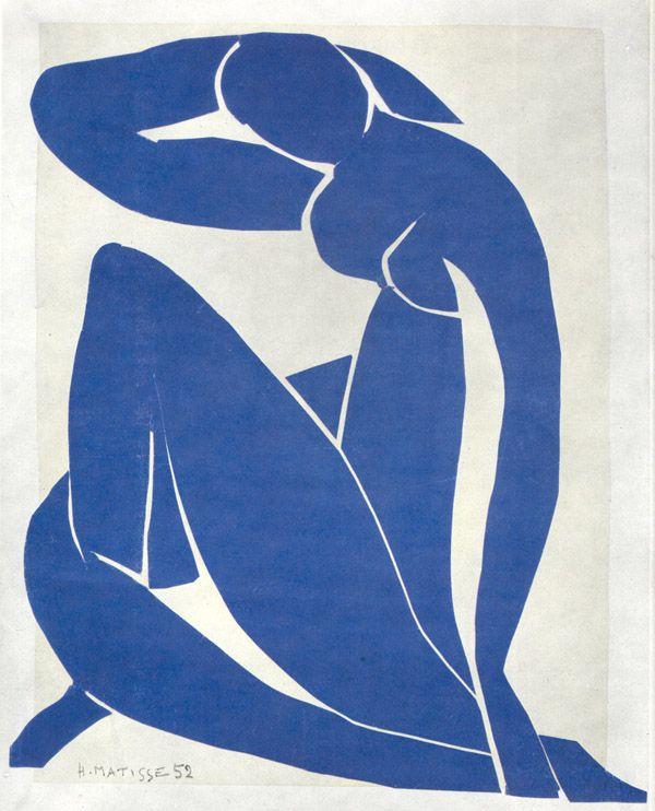 Matisse, Blue Nude.