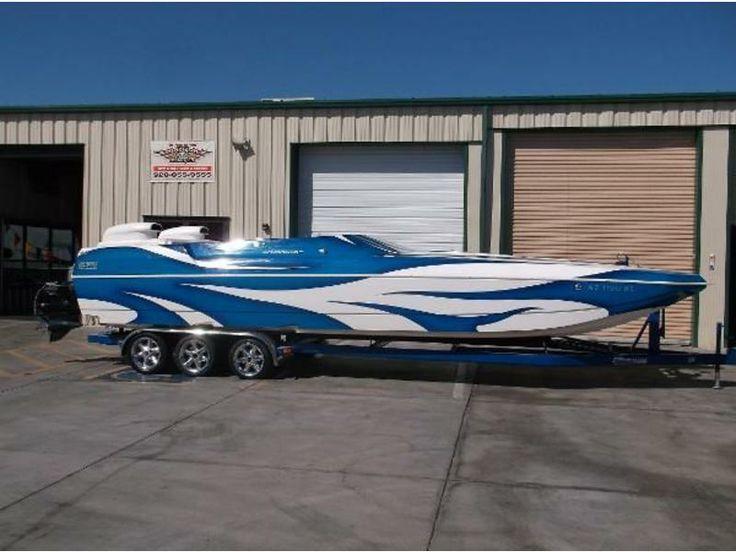 1999 ELIMINATOR DAYTONA located in Arizona for sale jeremy mcgrath's old boat, $55,000