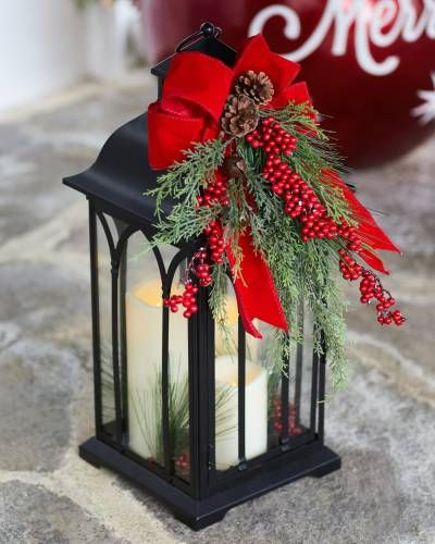 88 best holiday decorating ideas images on pinterest holiday decorating balsam hill and firs - Appealing christmas led candles for christmas decorations ...
