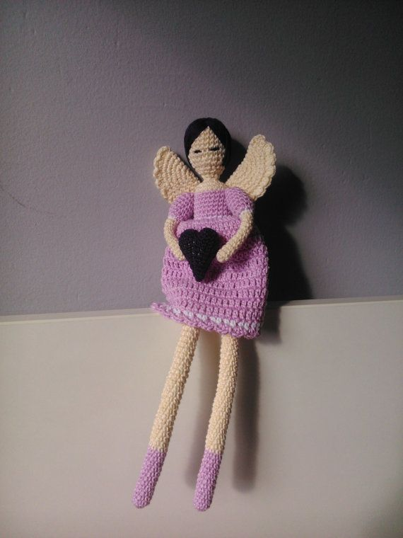 Crochet angel by kaizerka on Etsy
