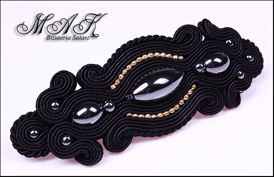 Nice Soutache Barrette