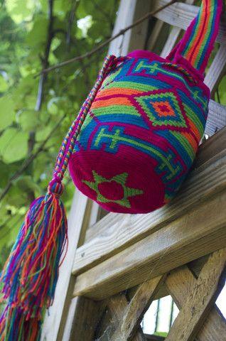 Mini Wayuu Shoulderbag Petite sac a main- ミニショルダーバッグ $35