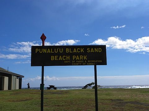 Hawaii Part 3 Black Sand Kona Coffee And Hapuna Beach