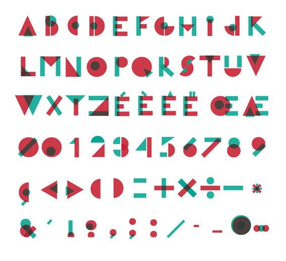Typographie - antoinedecourseulles