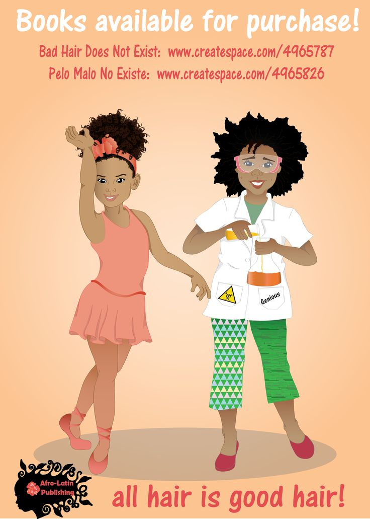 Beautiful young black girls confidently rocking their beautiful natural hair. Bad Hair Does Not Exist book are available on Bad Hair Does Not Exist: https://www.createspace.com/4965787 Pelo Malo No Existe: https://www.createspace.com/4965826 and Amazon #nobadhair #blackpeople #naturalhair #blackgirls #badhairdoesntexit