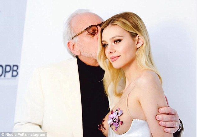 'The most loving, caring and supportive dad in the whole world!' Meanwhile, Nicola - who turns 22 next month - is the daughter of billionaire businessman Nelson Peltz