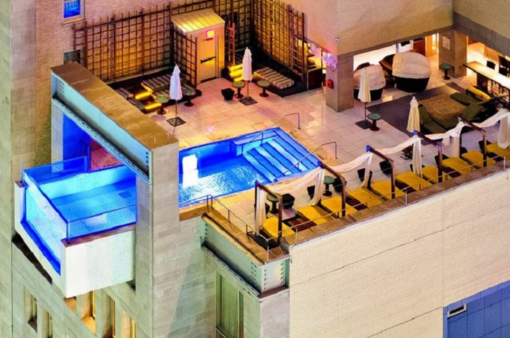 Top 20 Most Beautiful Hotel Swimming Pools in the World 2015: Joule – Dallas Texas United States