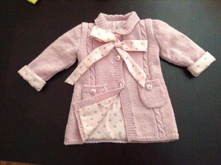 Abrigo de bebe                                                                                                                                                      Más