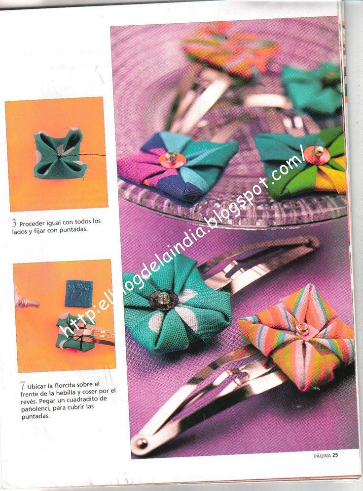 Origami en tela                                                       …