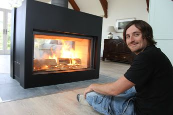 Meet Ross, installation manager, he keeps the lads on their toes and will answer any question you have about your fireplace installation.  #ross #employee #installation #manager #fireplace #stove #installation #question #kernowfires #wadebridge #redruth #cornwall