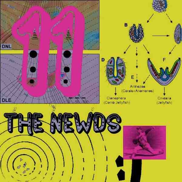 first design for the newds new album cover